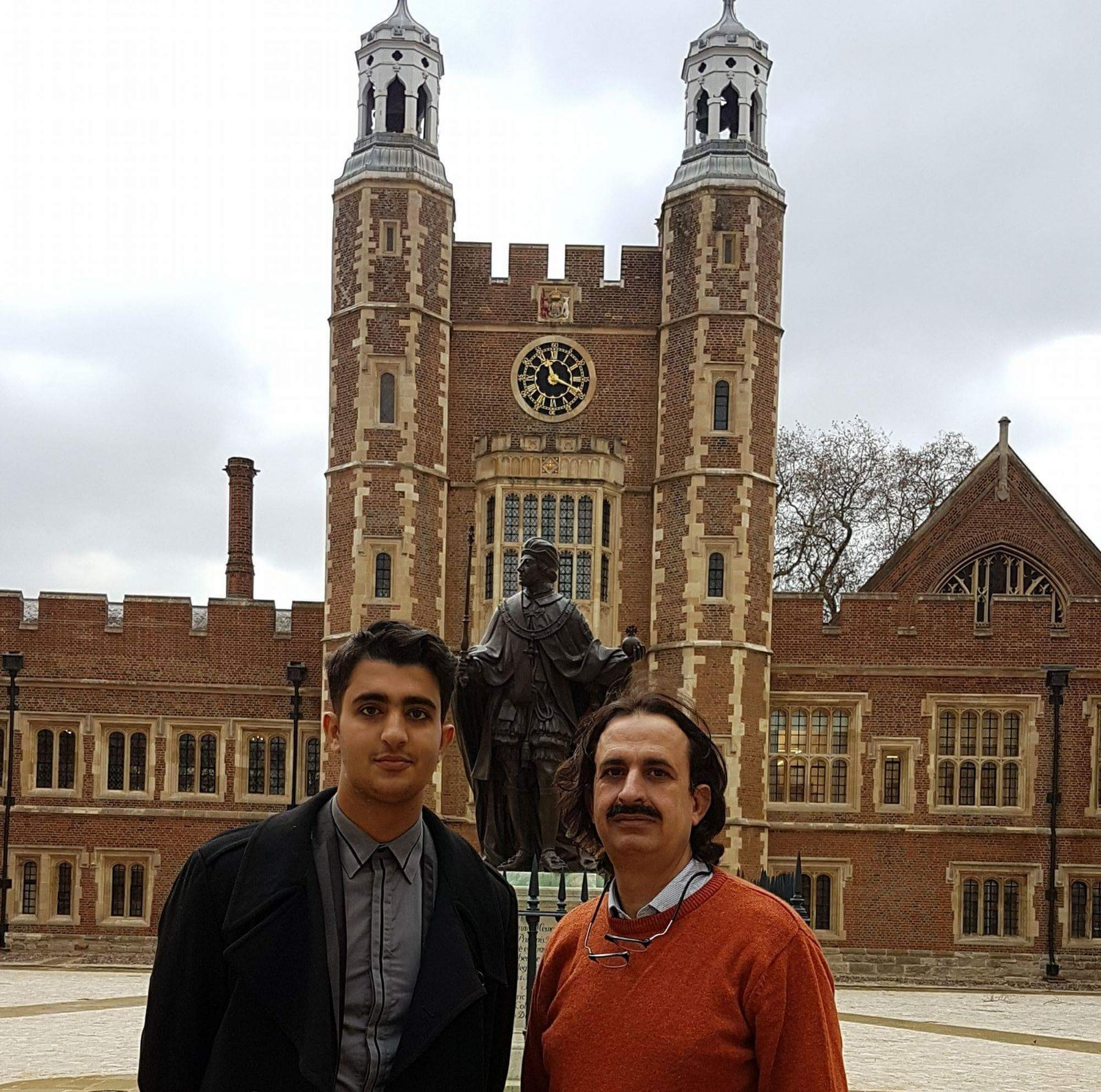 INA Student Receives Full Sixth Form Scholarship To Eton College