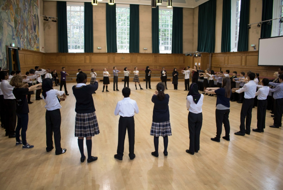 Shakespeare Schools Festival Cast Workshop Review