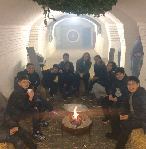 Year 7 and 8 Social Club Activity Trip