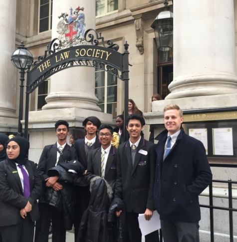 'Careers in Law' Law Society Trip