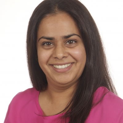 Anu Patel -  Receptionist (Secondary)