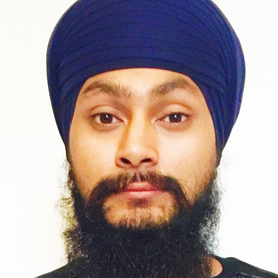 Manpreet Singh - Evening Lettings/Premises Assistant